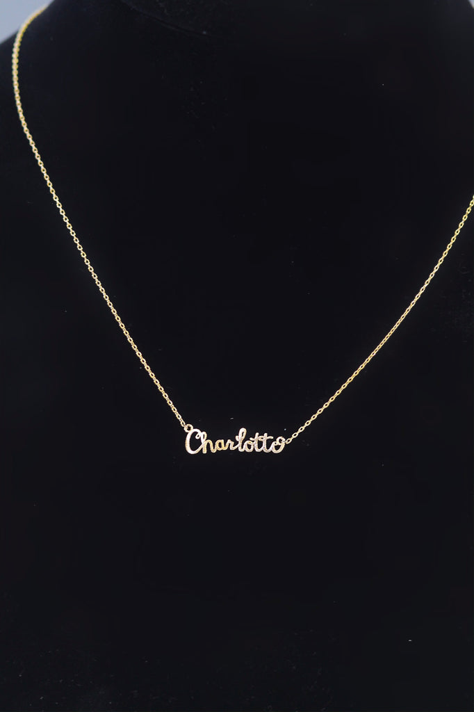 CLT Necklace