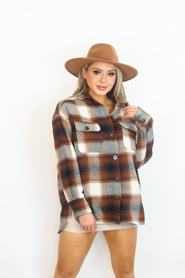 J.A. Flannel Shirt