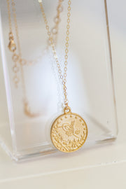 Vegas Coin Necklace Set