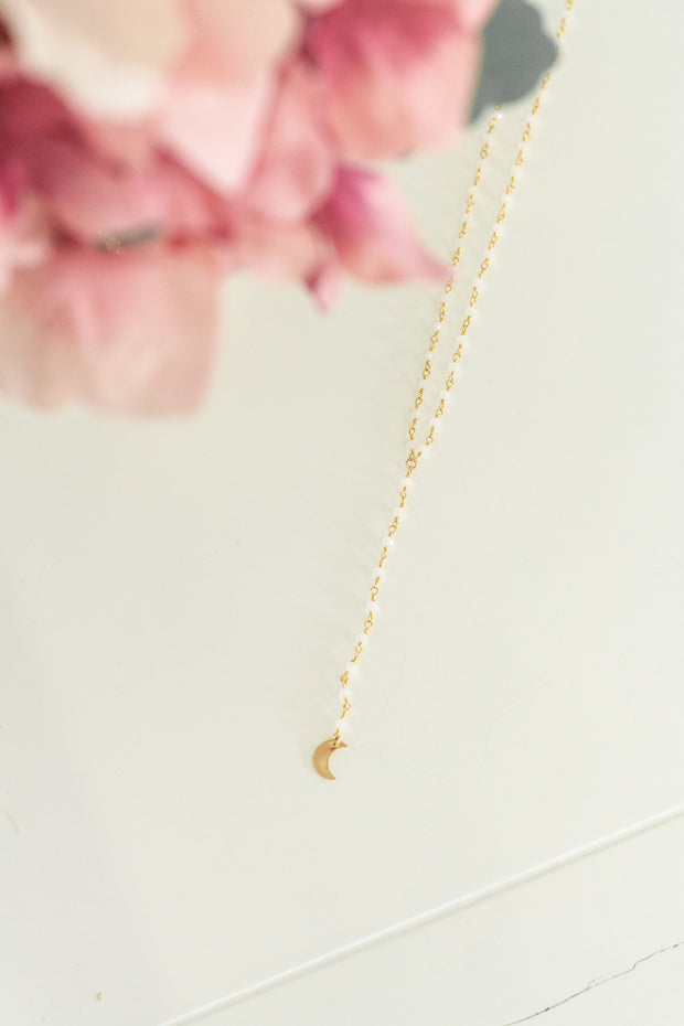 Luna Lariat Y-Necklace