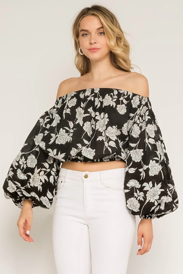 Poppy Seed Top