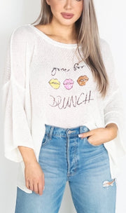 Gone for Brunch Sweater