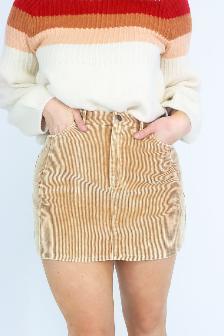 Out of the Woods Skirt