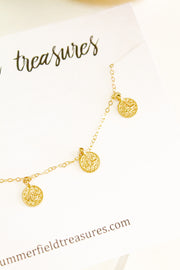 Carmen Coin Necklace