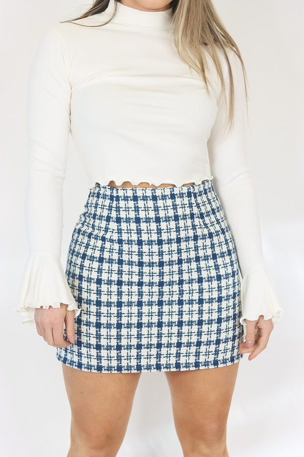 Check Yes Juliet Skirt