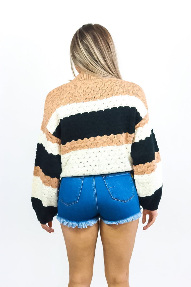 Head and Heart Sweater