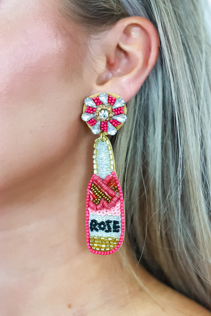 Rose All Day Earrings