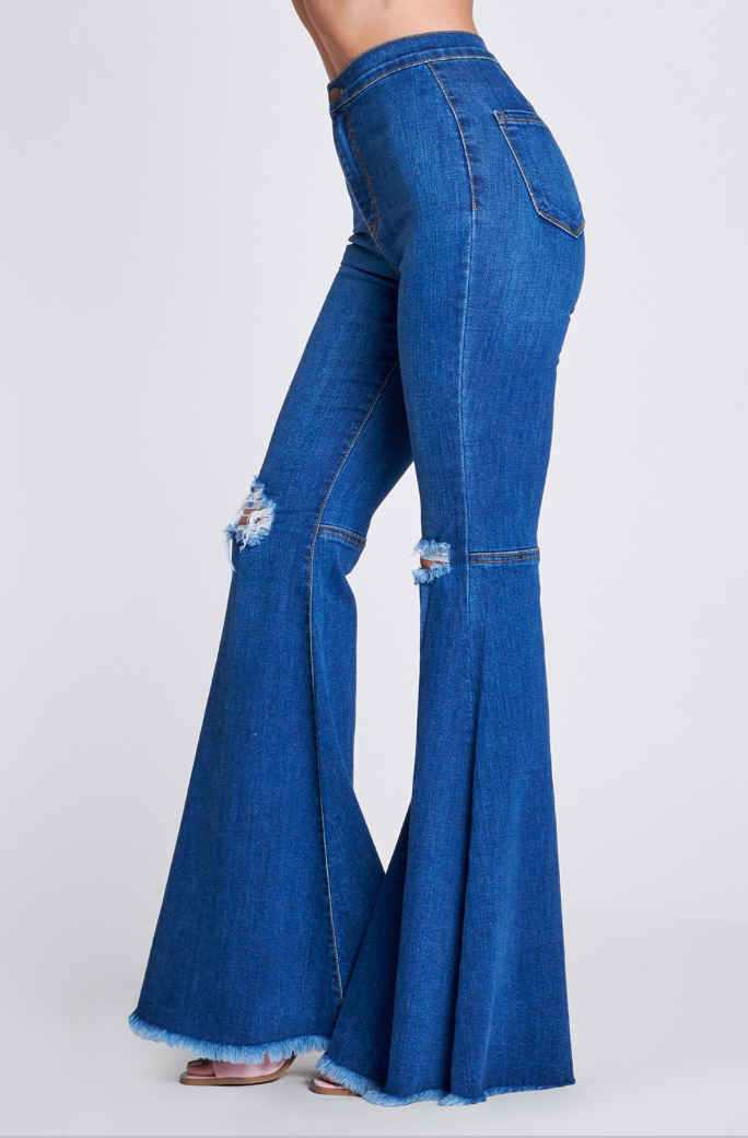PREORDER: Got That Flare Jeans