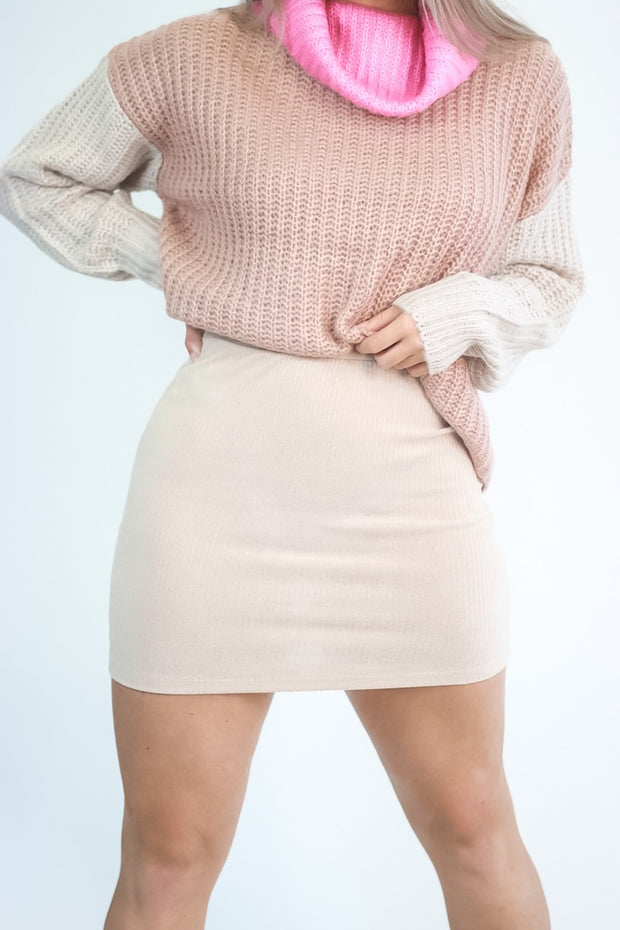 Simple As Can Be Skirt