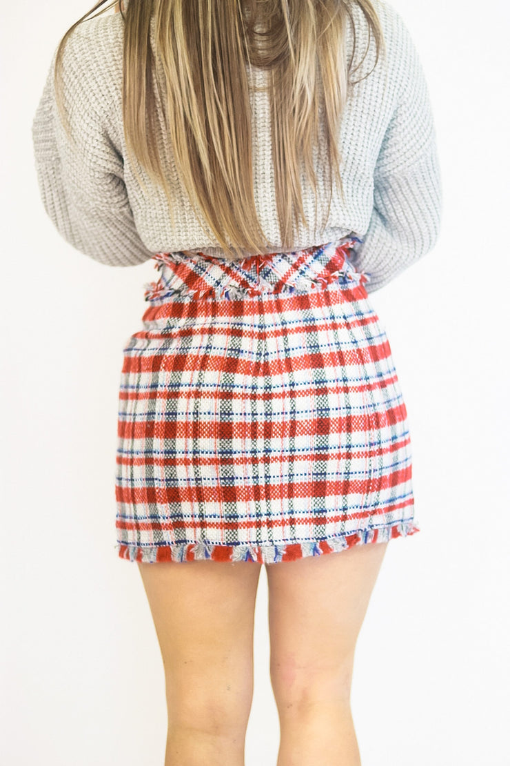 Rich Love Skirt