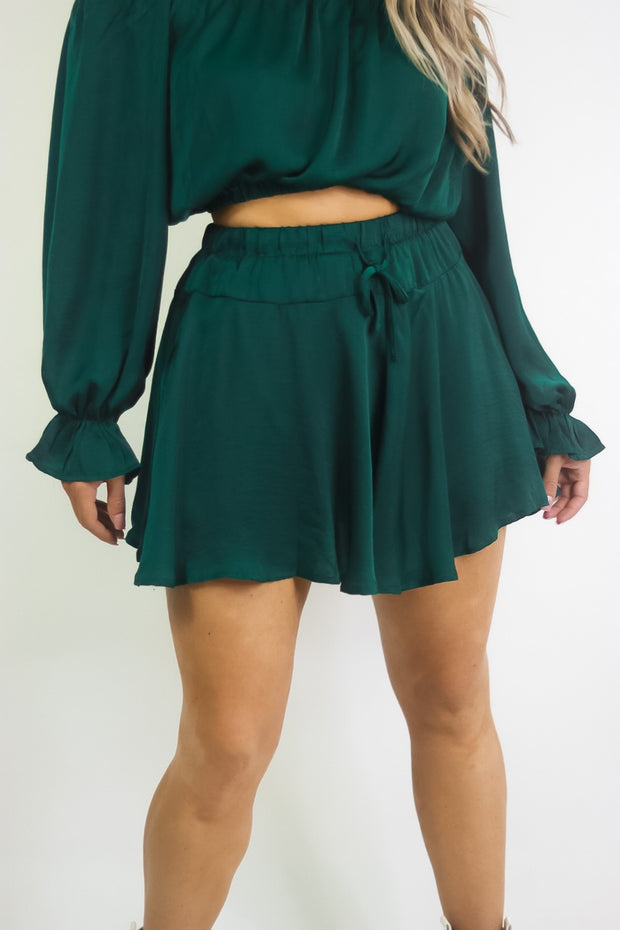 Hitch A Ride Skirt