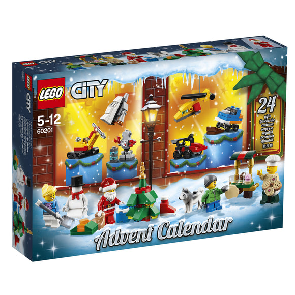 LEGO Christmas Advent Calendars