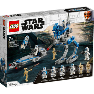 LEGO® Star Wars™ 501st Legion™ Clone Troopers 75280