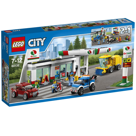 LEGO® City Town Service Station 60132