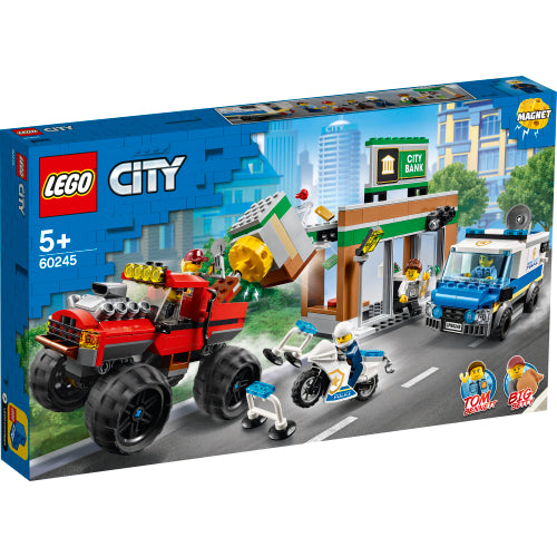 LEGO® City Police Police Monster Truck Heist 60245