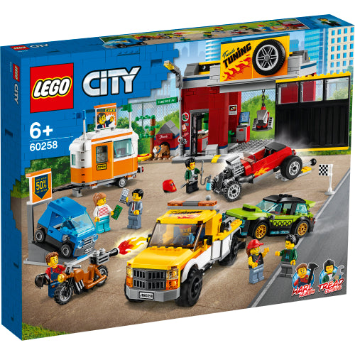 LEGO® City Tuning Workshop 60258