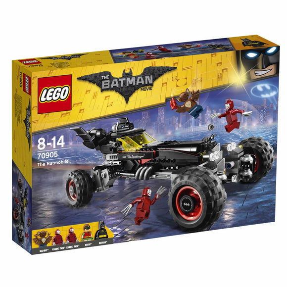 THE LEGO® BATMAN MOVIE The Batmobile 70905