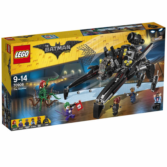 THE LEGO® BATMAN MOVIE The Scuttler 70908