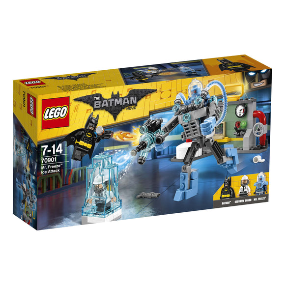 THE LEGO® BATMAN MOVIE Mr. Freeze™ Ice Attack 70901