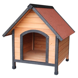 Best Outdoor Cat House - Easy Clean, Waterproof and Weather Resistant Outdoor Pet House for Cats or Smaller Dogs
