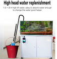 Image of Automatic Water Changer - No Spill Electric Water Change System and Sand Washer for an Aquarium