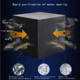 Image of 2x Carbon Water Filter Cube - Easy Water Purification for Aquariums with Carbon Filter, Strong Absorption