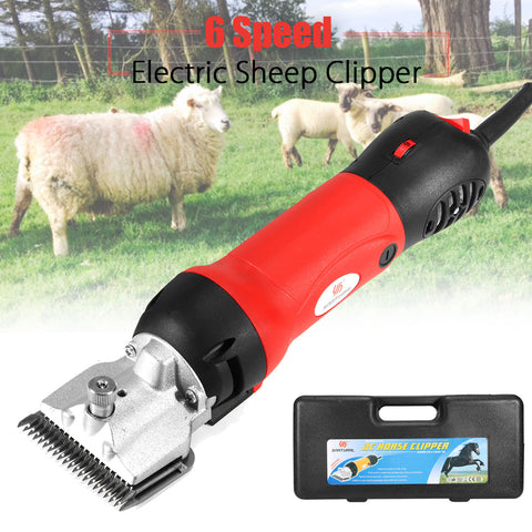 Best Horse Clippers - New Electric Horse or Sheep Clipper 320W for Grooming