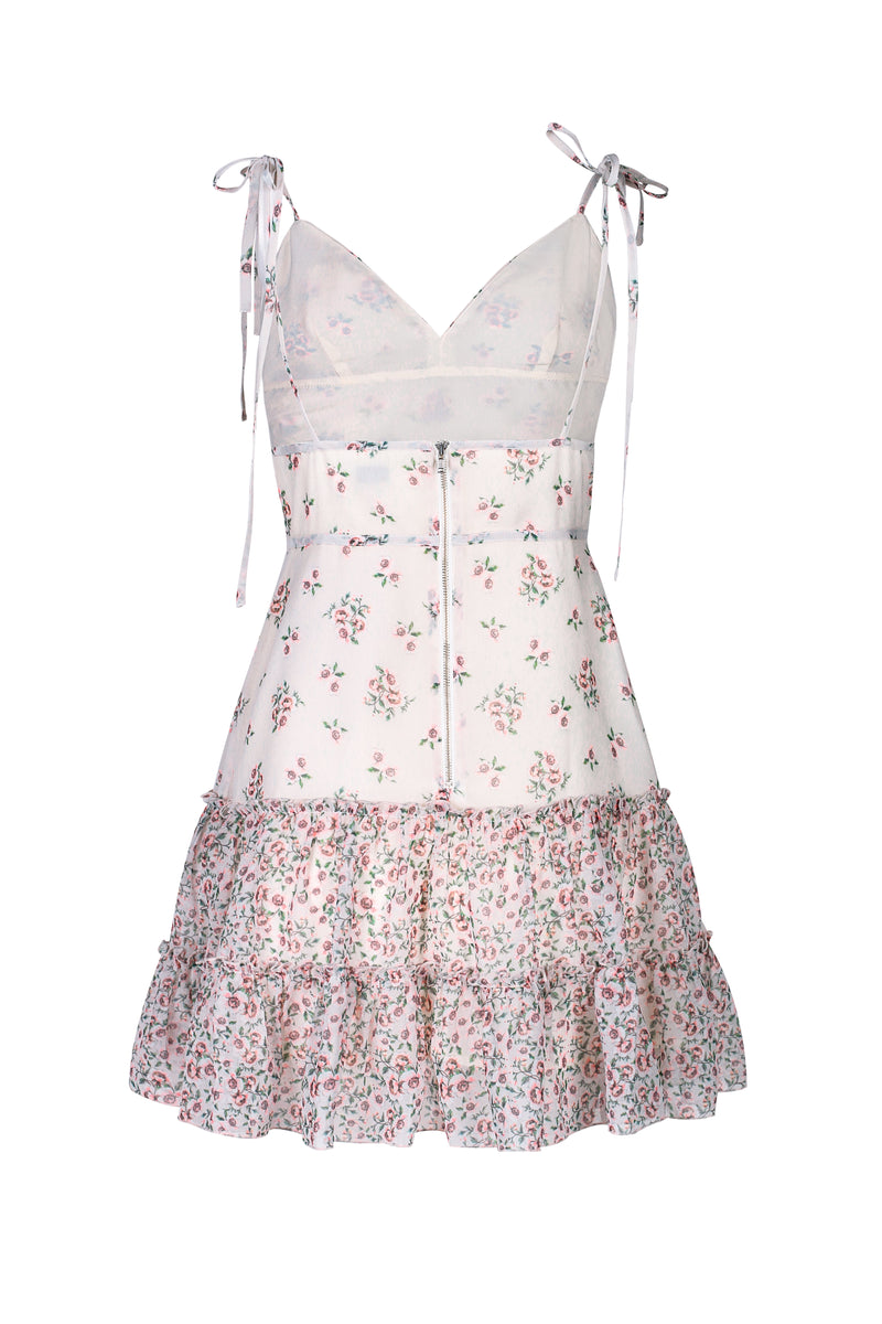 Francesca Mini Dress - Francesca Floral