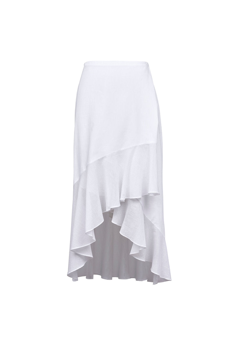Lilah Skirt- White
