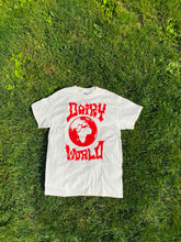 Load image into Gallery viewer, Red Dairy World Logo Tee