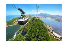 Load image into Gallery viewer, Sugar Loaf Cablecar