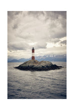 Load image into Gallery viewer, Lighthouse in Tierra del Fuego II