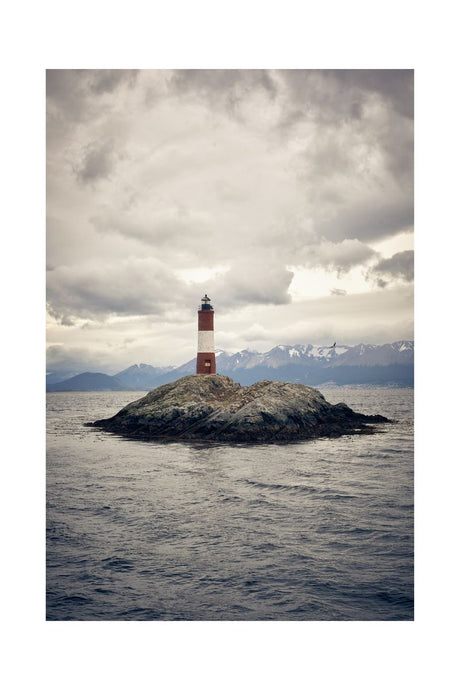 Lighthouse in Tierra del Fuego II