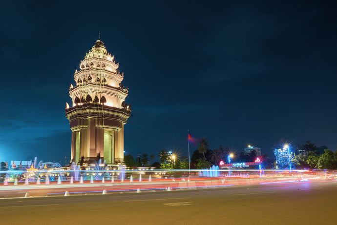 Independence Monument 2, Phnom Penh 2018