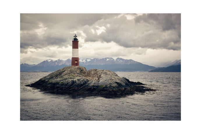 Lighthouse in Tierra del Fuego I