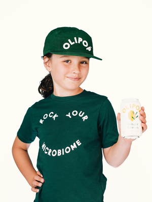 Youth 'Rock your Microbiome' Tee