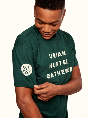 Urban Hunter Gatherer Tee