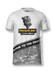 Frontline Podcast Tech Tee