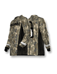 Tropical Camo Jersey 2 - LockDown Team Store