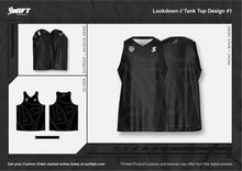 Load image into Gallery viewer, LD Tag 2 Tank Top - LockDown Team Store