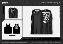 Load image into Gallery viewer, LD Tag 1 Tank Top - LockDown Team Store