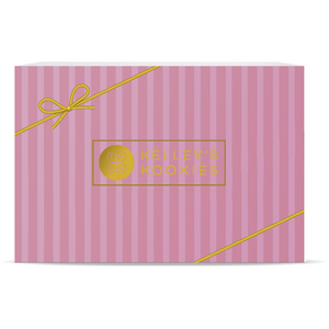 Pink Cookie Gift Box (4+ packages minimum)