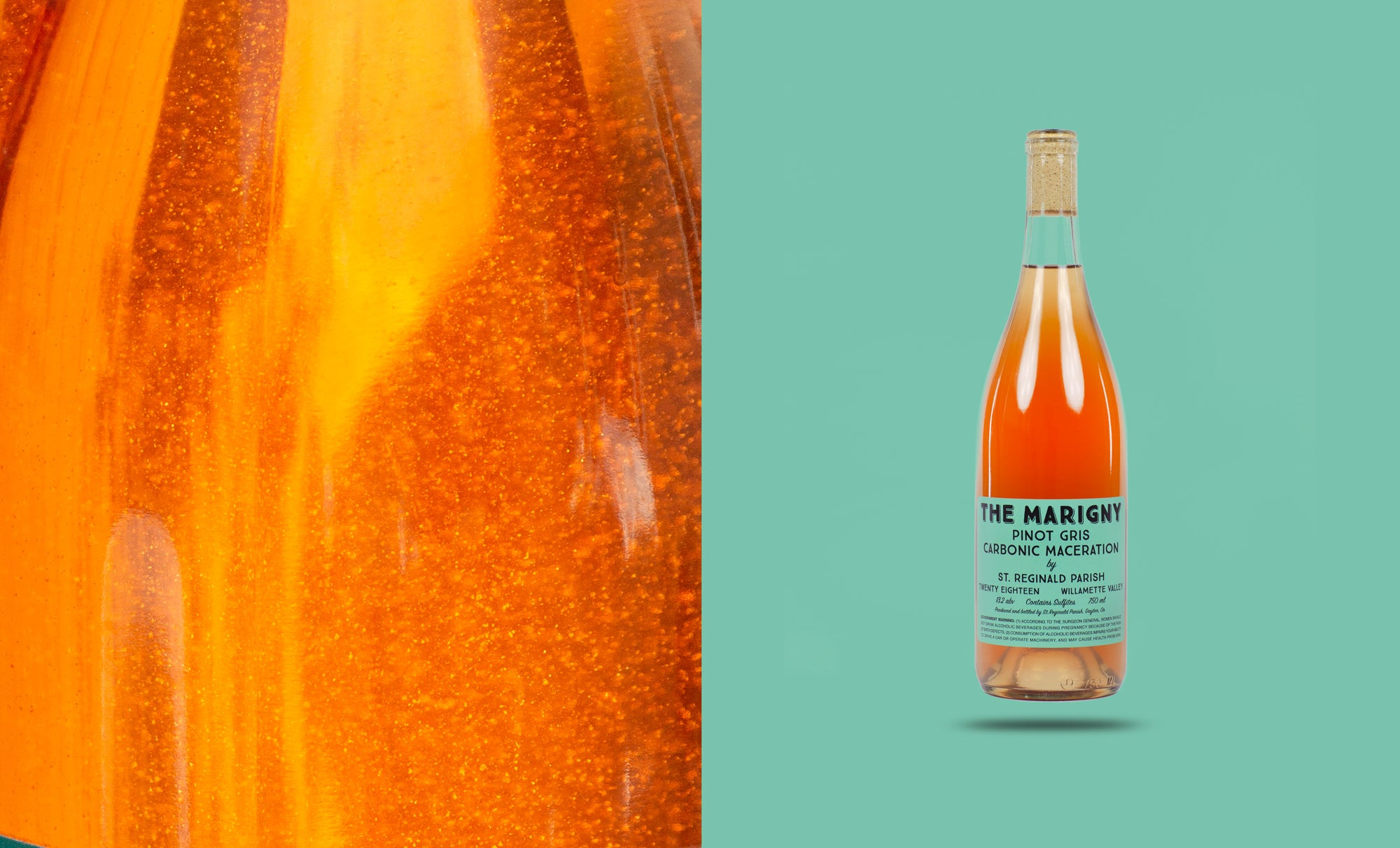 The Marigny Pinot Gris Carbonic Maceration