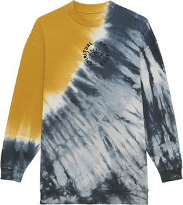Organic SPIRITUAL GANGSTER Jumper - India Ink Grey/Ochre