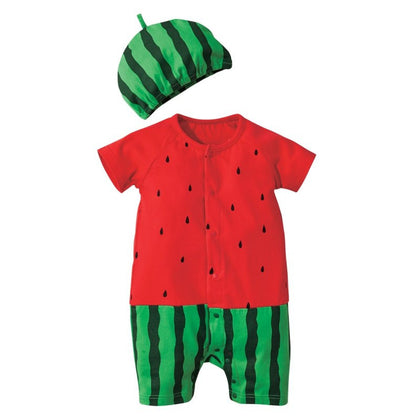 baby clothes  summer Cartoon newborn romper baby boy girls clothes cotton baby clothing Infantil Clothing