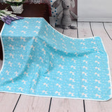 Baby Bath Towel Boy&Girl Soft Cartoon Blanket Cotton Baby Printing Quilt