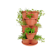 Load image into Gallery viewer, Stackable Planter (Amazon)