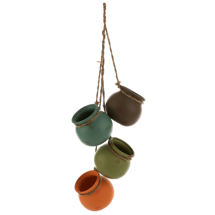 Hanging Mini Flower Planters (Amazon)