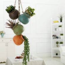 Load image into Gallery viewer, Hanging Mini Flower Planters (Amazon)
