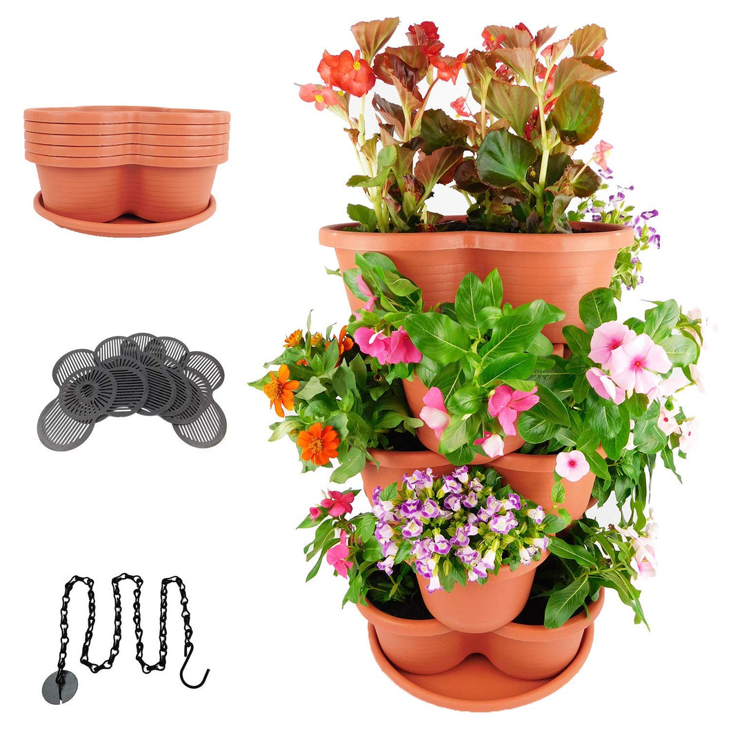Stackable Planter (Amazon)